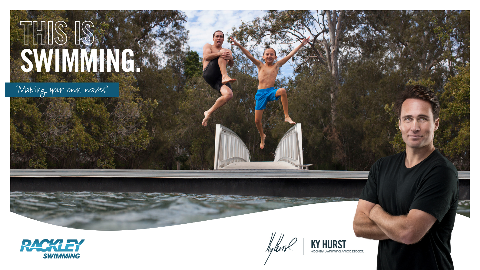This Is Swimming Campaign